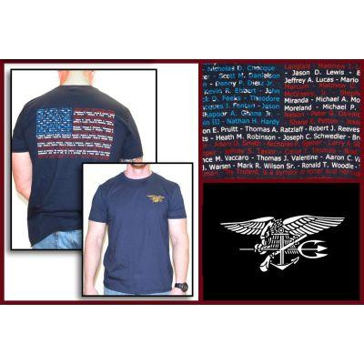 Navy Seal Tribute T-Shirt