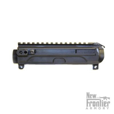 Side Charging AR-15 Stripped Billet Upper Receiver
