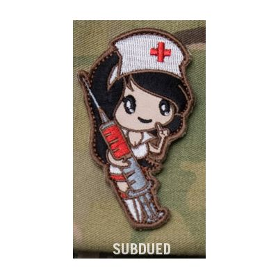Nurse Girl Patch