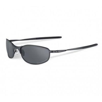 Oakley SI Tightrope Matte Black w/ Grey Polarized