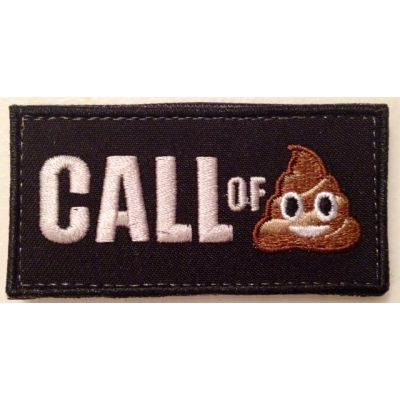Call of Doody Patch