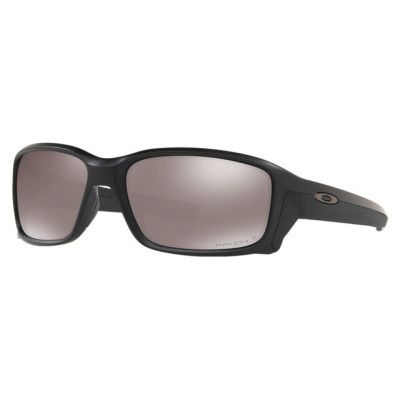 Oakley SI Straightlink Matte Black w/ Prizm Black Polarized