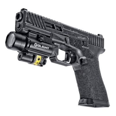 Olight PL-2RL BALDR - LED Handgun Weaponlight with Red Laser