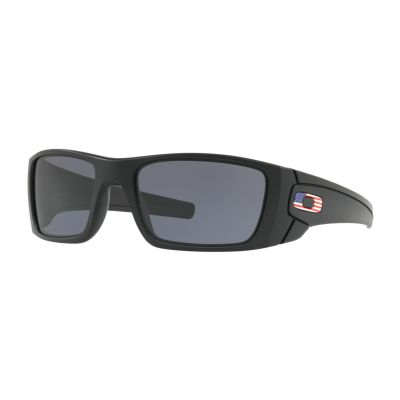 Oakley SI Fuel Cell/Matte Black/ Grey US Flag Icon