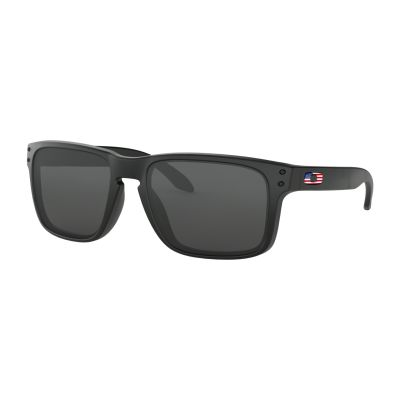 Oakley SI Holbrook USA Flag Matte Black w/ Grey