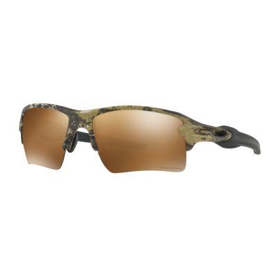 Oakley SI Flak 2.0XL Desolve Bare w/ Prizm Tungsten Polarized