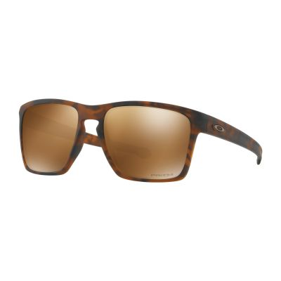 Oakley SI Sliver XL Matte Brown Tortoise w/ Prizm Tungsten Polarized