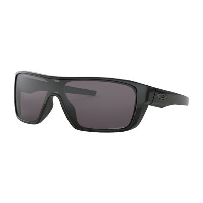 Oakley Straightback Polished Black w/ Prizm Grey