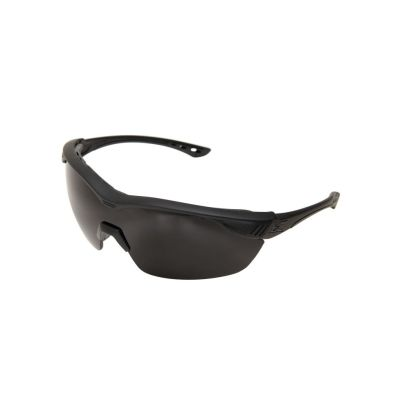 Edge Overlord Polarized Smoke Tactical Safety Eyewear