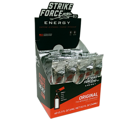 Strike Force Energy Beverage Enhancer