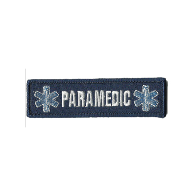 Paramedic Patch