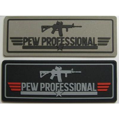 Pew Professional PVC Patch