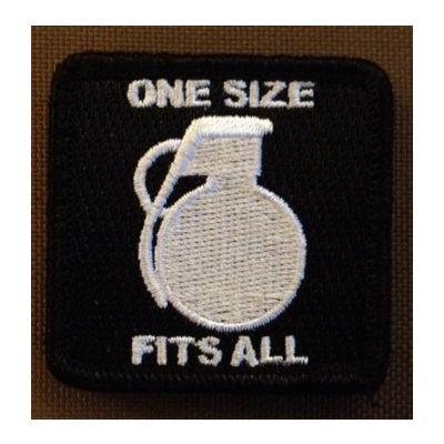 One Size Fits All - Patch