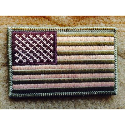 USA Shoulder Patch