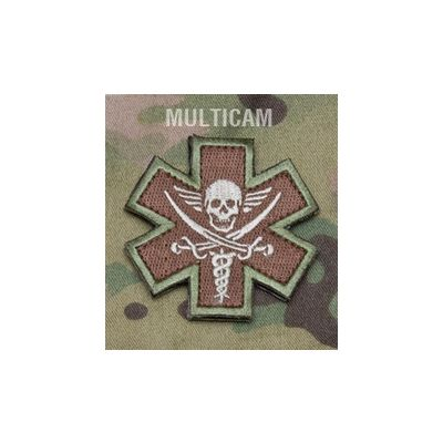 Tactical Medic - Pirate Patch
