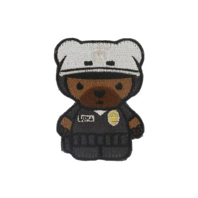 Kuma Korps - Police Bear Patch
