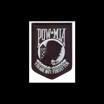 POW - MIA Patch