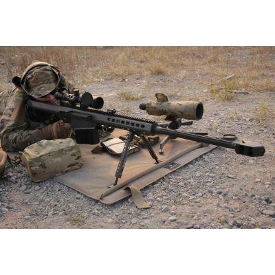 Precision Long Range Shooting Mat, Olive Drab