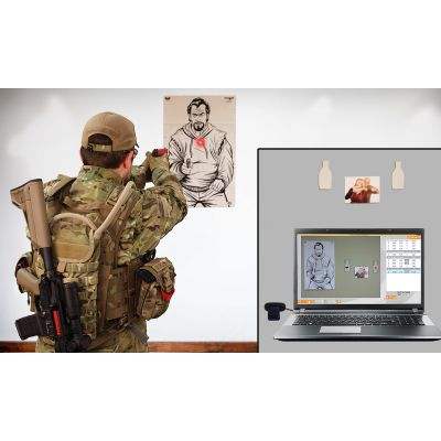 Tactical In Home Laser Training Package