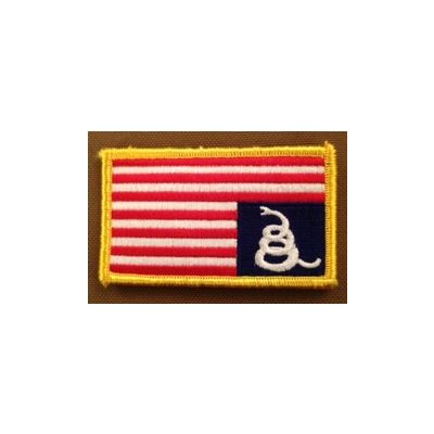 Protest Flag Patch