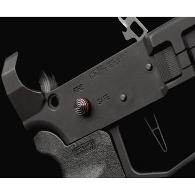 Elftmann AR-15/AR-10 Ambidextrous Push-Type Speed Safety