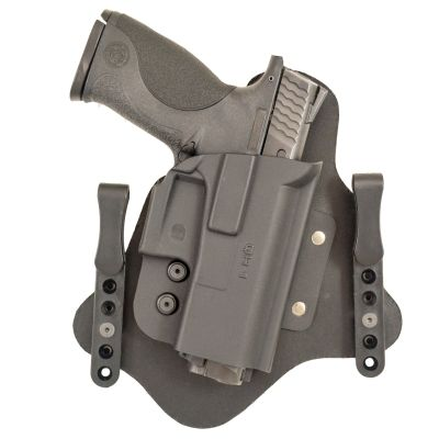 Comp-Tac Q-Line IWB Hybrid Holster Q1 for GLOCK  9 40 357 - M&P 9 40 357 - WALTHER PPQ
