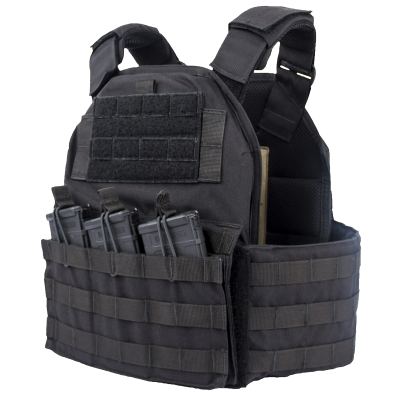 TPG Black Rapid Deployment Plate Carrier [RDPC]