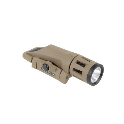 InForce Multi-Function WML 400 Lumens, Gen 2, White LED, FDE