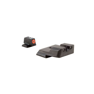 Viking Tactics Glock Sights (Fiber Optic Front/Steel Rear)