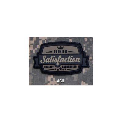 Satisfaction PVC Patch