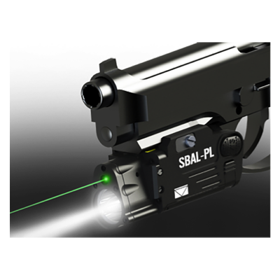 SBAL-PL Single Beam Aiming Laser Pistol Light