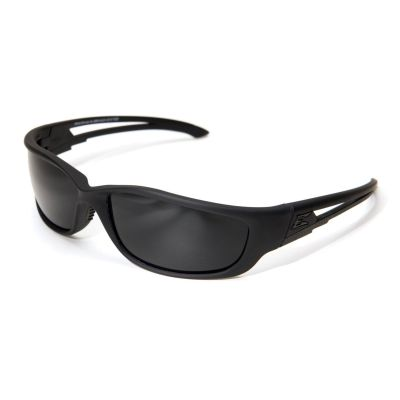 Edge Eyewear Blade Runner XL – Soft-Touch Matte Black Frame / G-15 Vapor Shield Lens