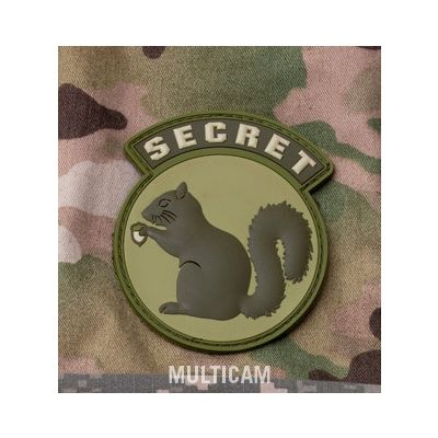 Secret Squirrel - PVC