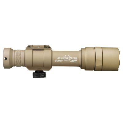 SUREFIRE M600 SCOUT LIGHT 600 LUMEN DESERT TAN
