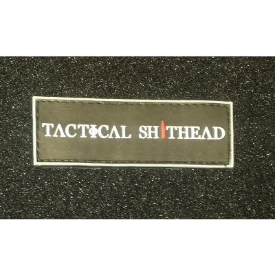 Tactical Shithead PVC Patch