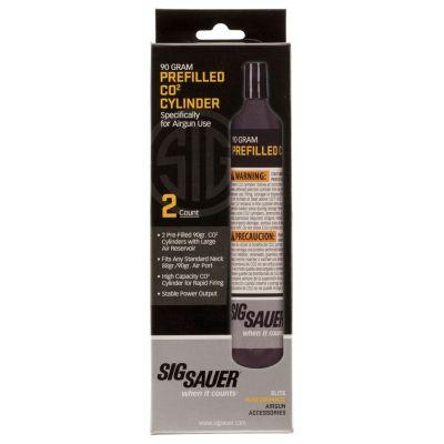 Sig Sauer Airguns AC902 CO2 2 Pack 90 gram
