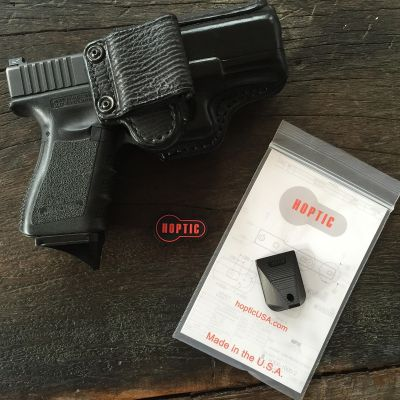 Skull Crusher Mag Plate for Glock 9/40