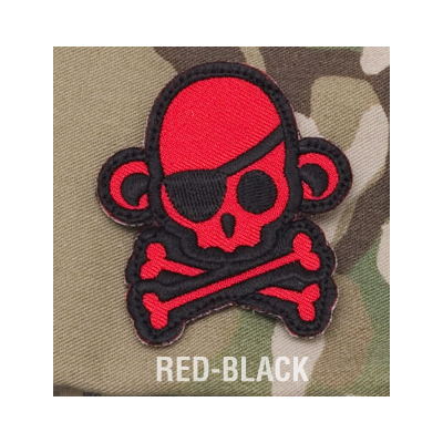 Skullmonkey Pirate Patch
