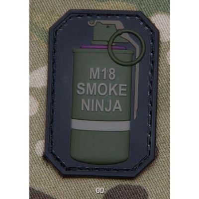 Smoke Ninja - PVC Patch
