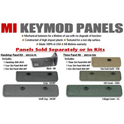 Midwest Industries Keymod Panel