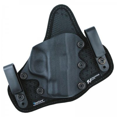 "Stealth Gear Ventcore IWB-Mini Holster-Black/Red-S&W M&P 4.25"" 2.0"