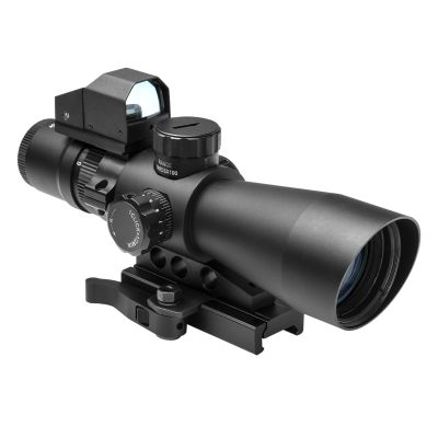 Ultimate Sighting System Gen 2 3-9X42 Mil Dot