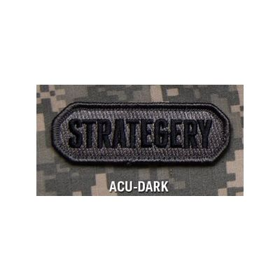 Strategery Patch