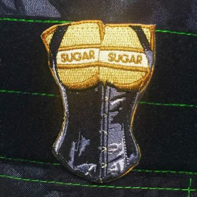 Sugar Tits Morale Patch