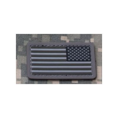 US FLAG PVC MINI REV Patch