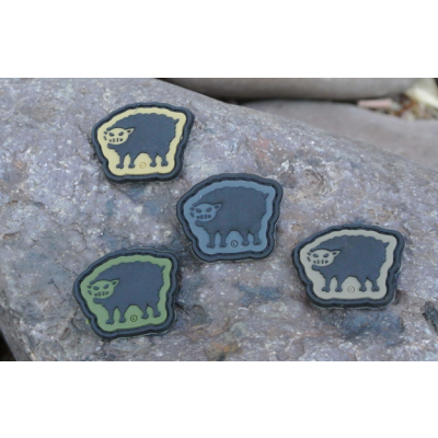 Small Black Sheep PVC