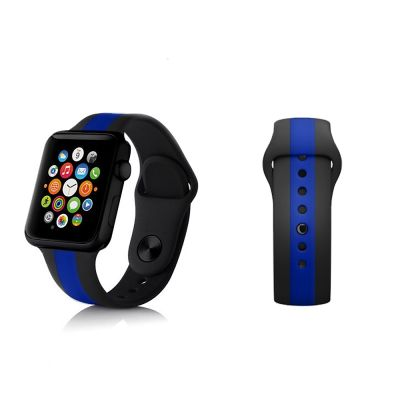 Thin Blue LIne iMatter® Apple Watch Band