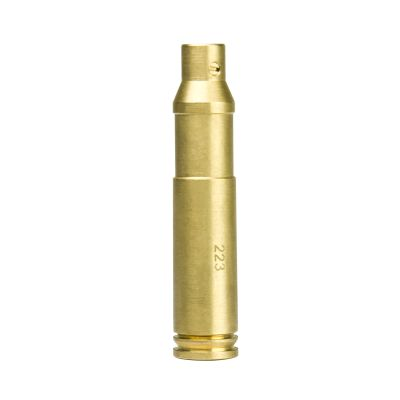 .223 Cartridge Red Laser Bore Sighter