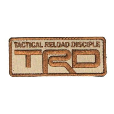 TRD (Tactical Reload Disciple) Patch