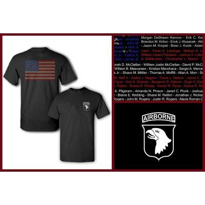 101st Airborne Division Tribute T-Shirt